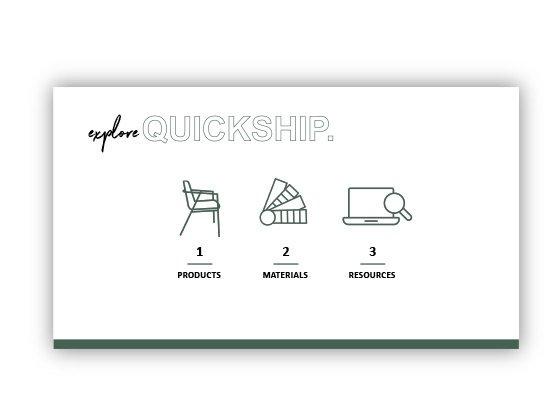 Quickship Presentation Link Revised