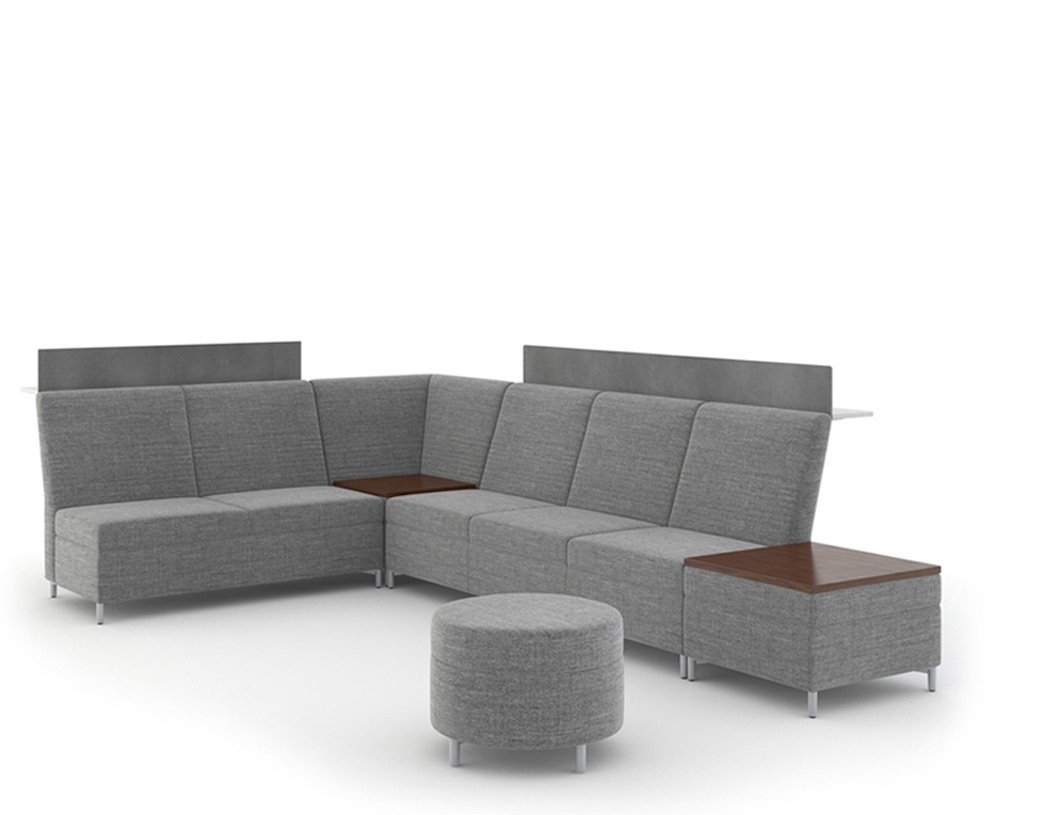 Redefine Outline - Ziva modular lounge