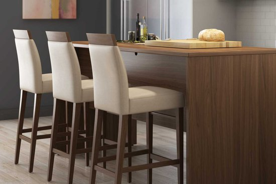 Avini stools with Reef table