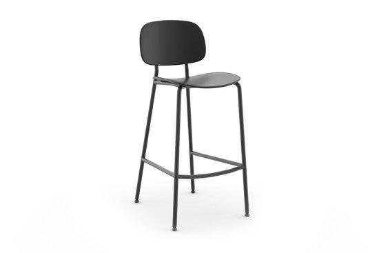 Bryn plastic stools