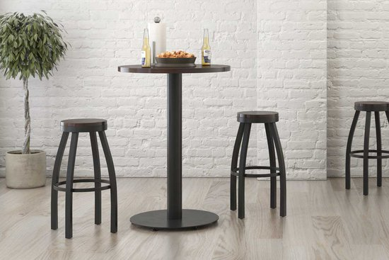 Hanover stools with Menu/Fresco tables
