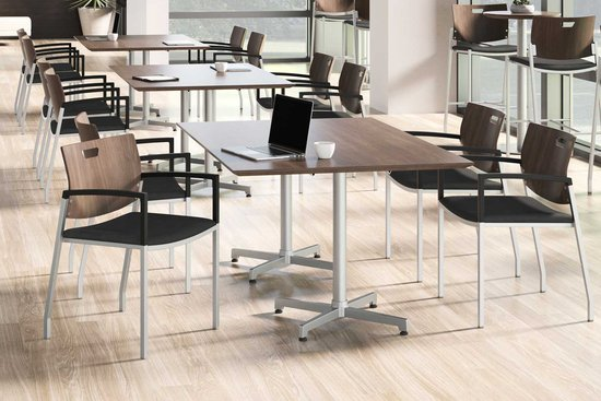 Lok Tables with Knox Seating