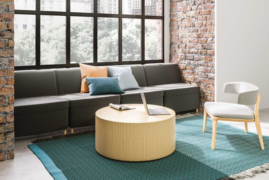 Prost coffee table with Moto and Jude lounge